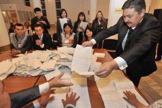 В Киргизии определились лидеры парламентских выборов