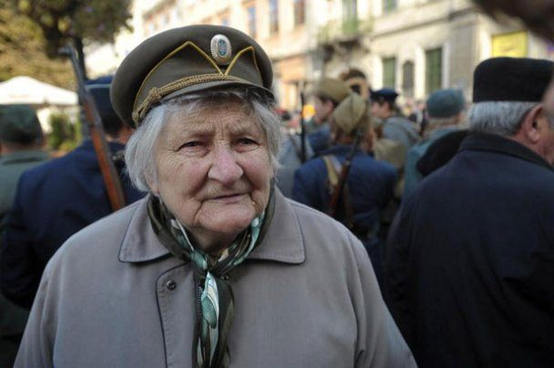 Річницю УПА у Львові відзначили боєм з солдатами НКВС