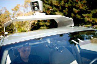 Google создал автомобиль, которому не нужен водитель