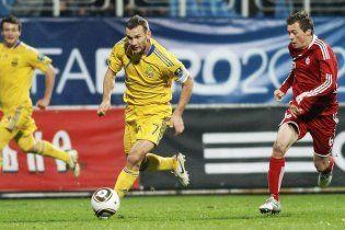 Шевченко: Україна повинна вийти з групи на Євро-2012