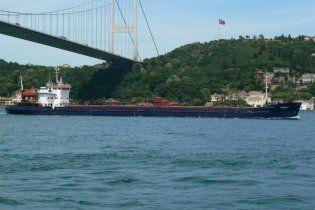 Один з моряків затонулого в Чорному морі судна загинув