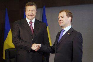 Сегодня Янукович поедет к Медведеву