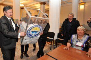 Новый парламент Киргизии сформируют 5 партий
