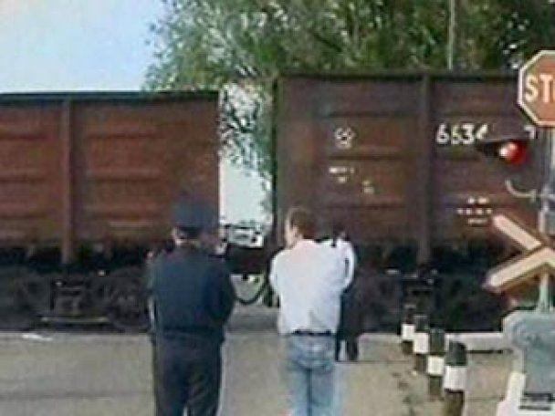На Дніпропетровщині потяг зіткнувся з автобусом