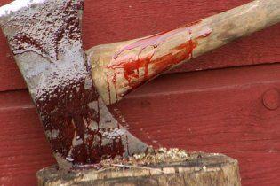 16-летняя школьница зарубила насильника топором