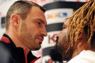Виталий Кличко обещает настоящую битву с Бриггсом