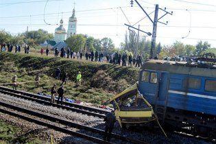Милиция: водитель автобуса, раздавленного локомотивом, мог быть сектантом