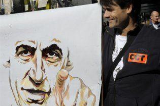 Саркозі більше не йтиме на поступки противникам пенсійної реформи