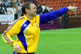 Сборная Украины проиграла России и вышла в элит-раунд Евро-2011