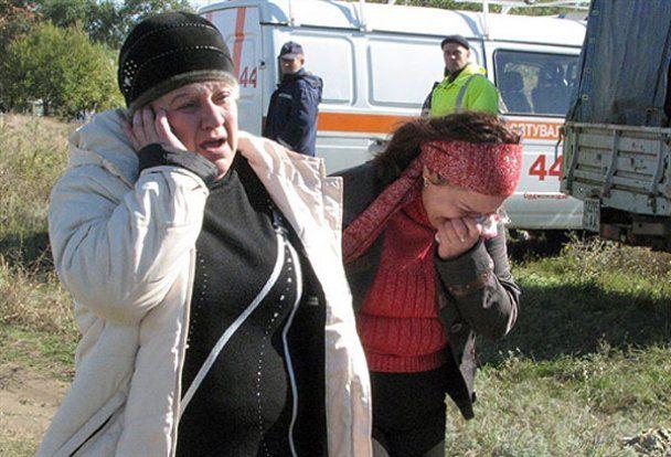 В Україні день жалоби за жертвами катастрофи у Марганці