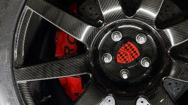 Розсекречені фото нової найшвидшої машини у світі