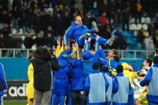 Яковенко: наша задача - выиграть Олимпиаду-2012