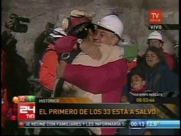 Порятунок шахтарів, Чилі_2