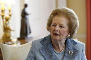 """""""Залізна леді"""" Маргарет Тетчер святкує 85-річний ювілей"""