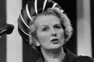 """Железная леди"" Маргарет Тэтчер празднует 85-летний юбилей"