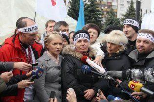 Оппозиционерку, голодавшую под ЦИК, забрали в больницу