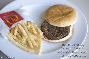 У чізбургері в львівському McDonald's знайшли ртуть