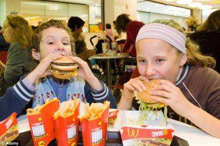 McDonald's звинуватили у пропаганді шкідливого харчування для дітей