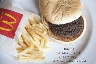 Во львовском McDonald's ребенок отравился чизбургером с ртутью