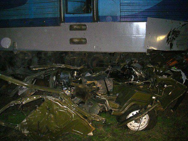 Фельдшер скорой, в которую врезался поезд под Киевом, выжила