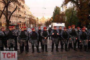 """Годовщину УПА в центре Киева """"будут праздновать"""" 2 тысячи милиционеров"""
