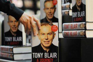 Мемуары Блера номинировали на премию за худшее описание секса