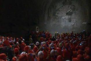 Швейцария завершила строительство самого длинного в мире туннеля