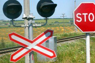 Цього року на залізничних переїздах сталось 87 аварій