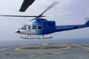 В Мексике разбился вертолет, погибли девять человек
