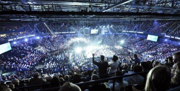 Виталий Кличко победил Шеннона Бриггса