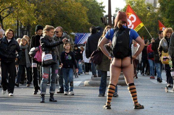 Протести у Франції_1