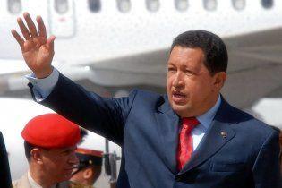 """Чавес считает новой """"мишенью империализма"""" президента Сирии"""