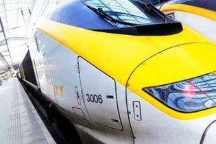 Бельгійські залізничники почали добовий страйк