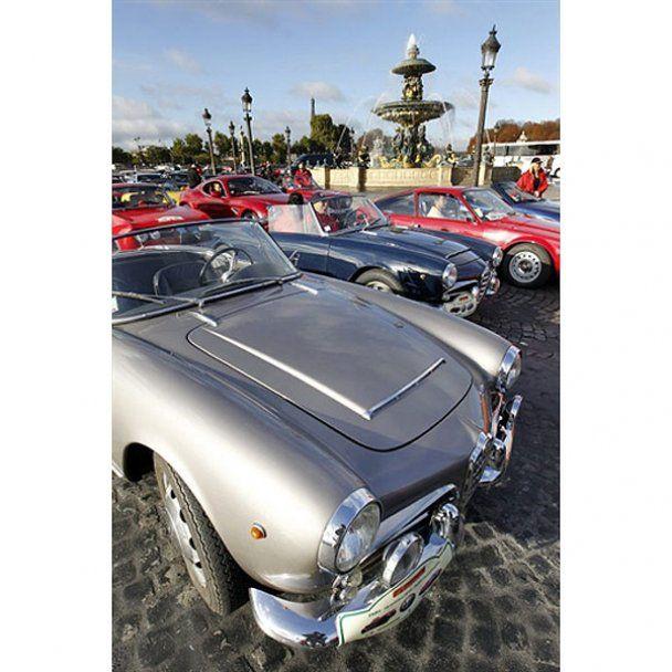 Alfa Romeo исполнилось 100 лет