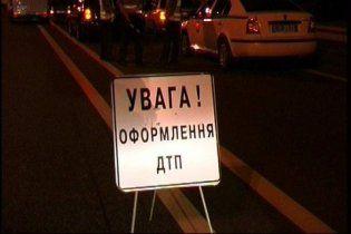 В Дніпропетровську п'яний водій збив шістьох людей