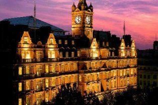 """""""Шахтар"""" розмістився в найкращому готелі Лондона"""