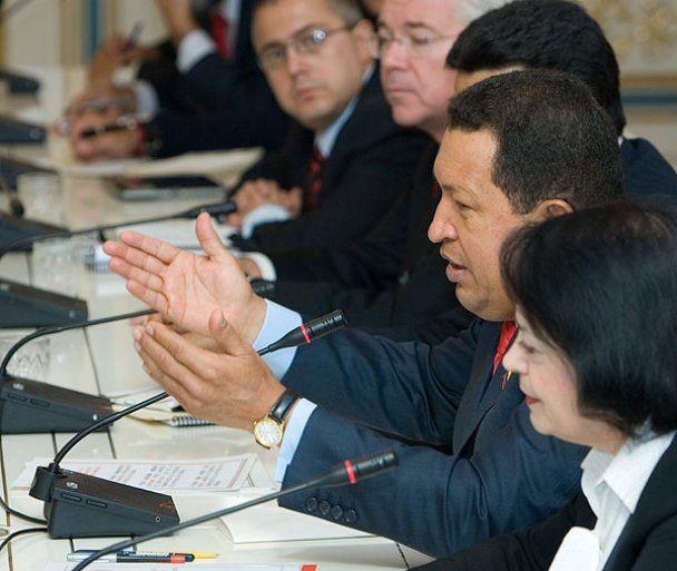 Чавес - Януковичу: в українців є високе почуття незалежності