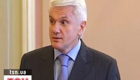 """Литвин назвал акции в защиту украинского языка """"чистой политикой"""""""