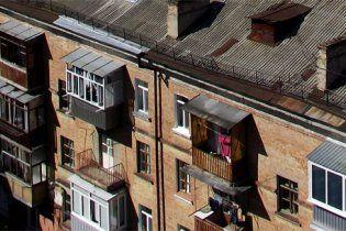 Полтавский школьник выбросился из окна 5 этажа