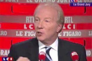 """Новий ляп французького міністра: глава МВС розповів про """"відбитки геніталій"""""""