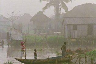 От наводнения в западной Африке погибли 60 человек