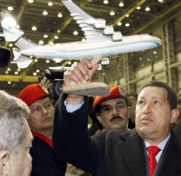 Уго Чавес носить годинник Casio за 25 доларів