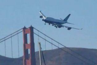 Авіашоу в Сан-Франциско нагадало глядачам теракти 11 вересня (відео)