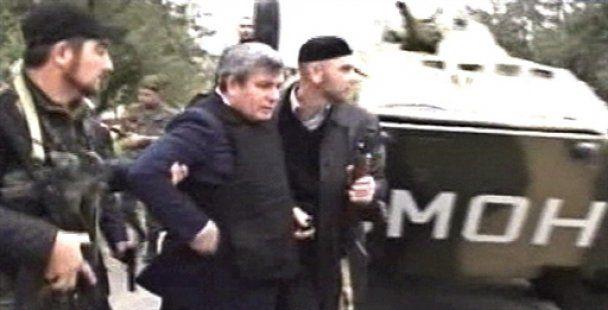 """Теракт у парламенті Чечні стався під час наради """"як живе мирна Чечня"""""""
