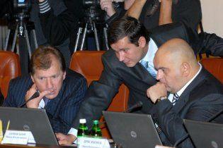 Зал засідань Кабміну для економії паперу обладнали ноутбуками