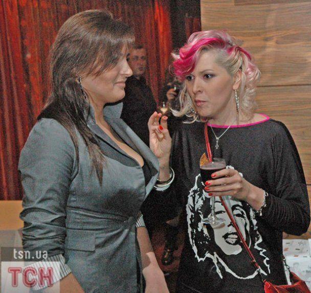 Зірки напились глінтвейну на фестивалі у Києві