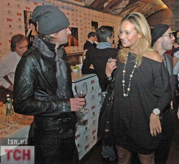 Звезды напились глинтвейна на фестивале в Киеве