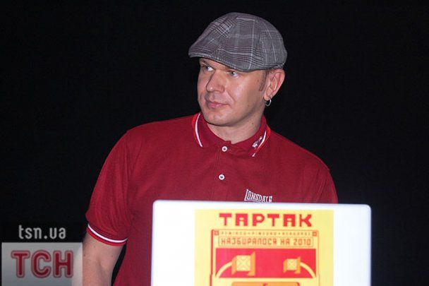 "Сашко Положинский стал ""плохим диджеем"""