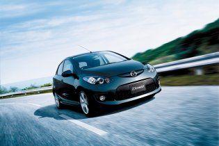 Японці готуються випустити економну Mazda