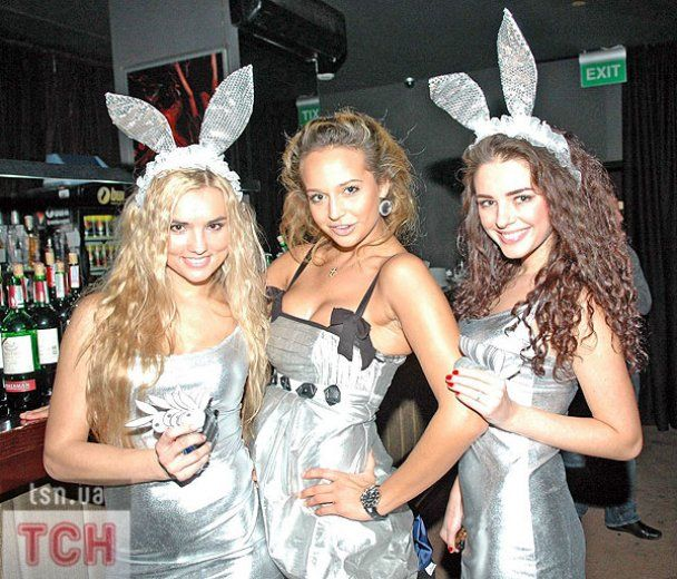 Звезды погуляли на вечеринке Playboy
